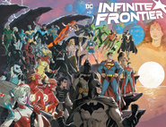 Infinite Frontier Vol.1 0 variante 01