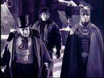 Batman Returns - Burton, Keaton and DeVito