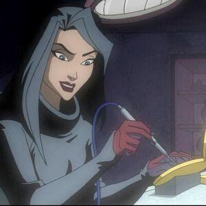 Catwoman tingkering.jpg