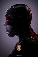 Cyborg JL Poster