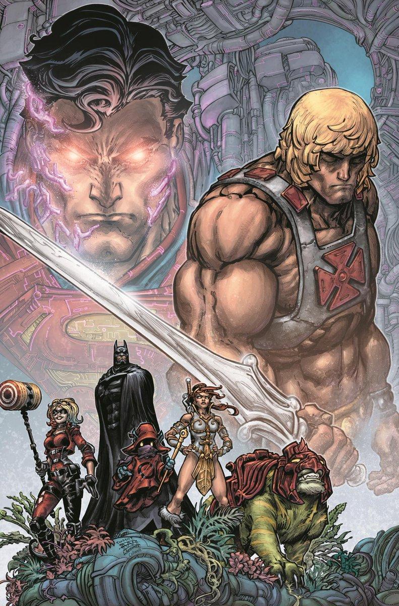 Injustice vs. Masters Of The Universe (Volumen 1)