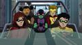 Teen Titans War 002