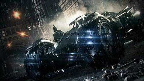 Batman Arkham Knight Zeppelin Gameplay Trailer