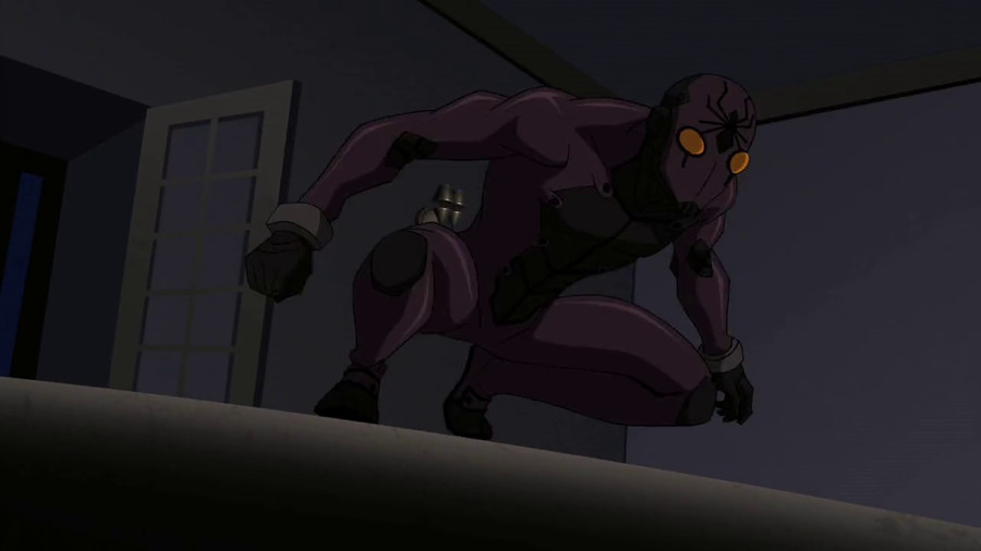 Black Spider (Young Justice)