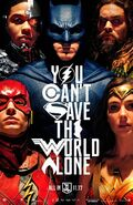 Justice League - Movie Poster 4