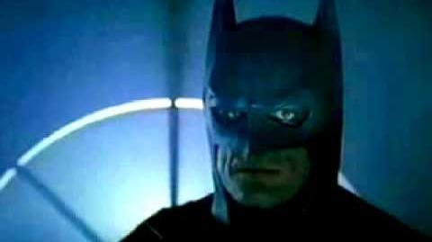 """BATMAN - OnStar TV commercial """"Riddler"""""""