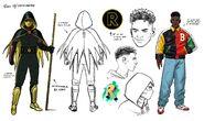 Robin concept art rename