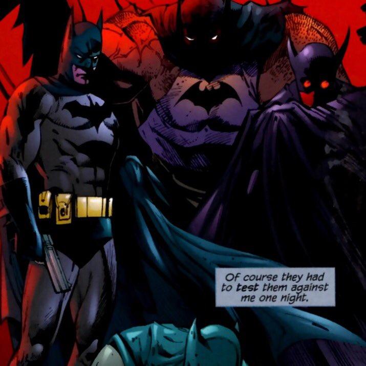 Three Ghosts of Batman