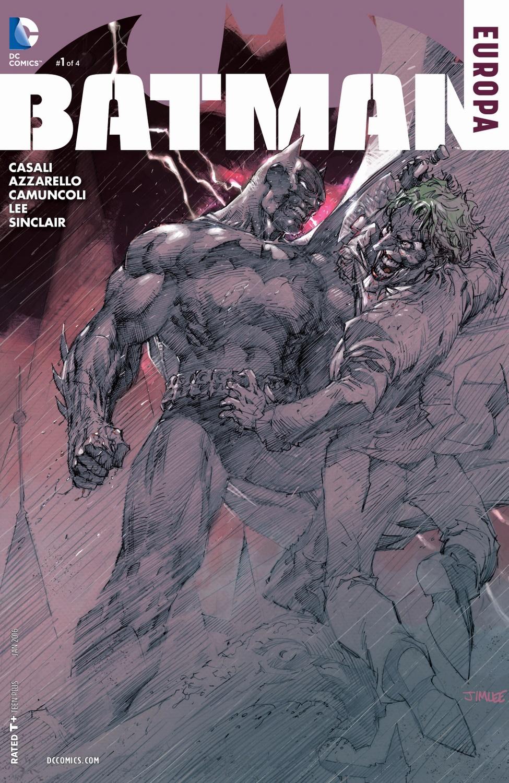 Batman: Europa (Volumen 1)