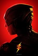 Flash JL Poster