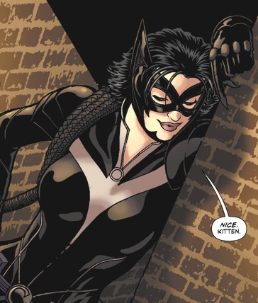 Catwoman (Earth-2)
