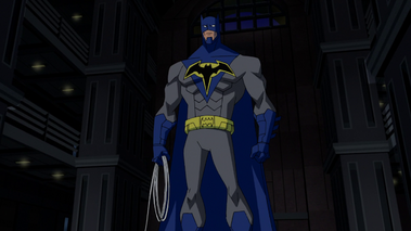 Batman Unlimited: Mechs vs