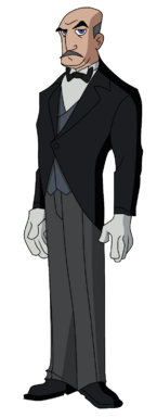 Alfred Pennyworth (Voice)