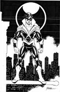 Perez Smith Nightwing Sketch LQ