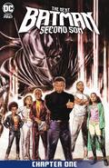 The Next Batman Second Son Vol.1 1