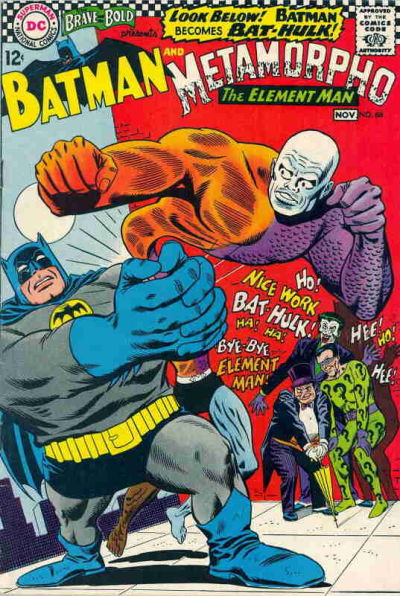 The Brave and the Bold Issue 68