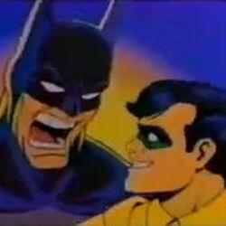 Zellers Batman Commercials