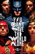 Justice League Poster 2017 1