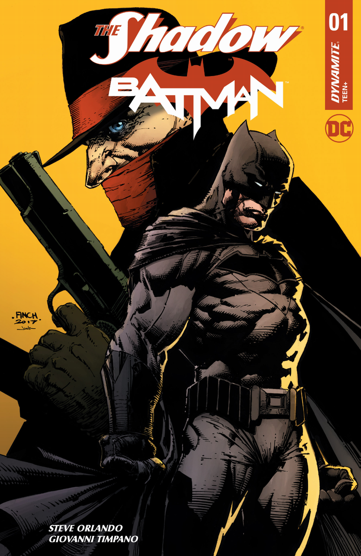 The Shadow/Batman (Volumen 1)
