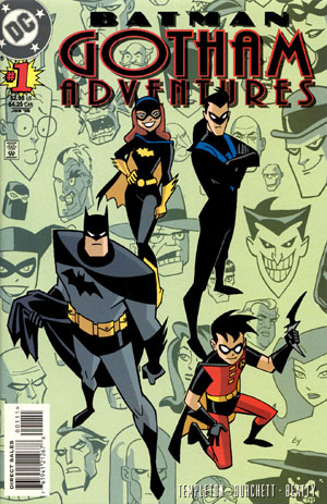 Batman Gotham Adventures