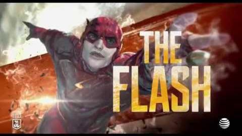 Liga de la Justicia - Primer adelanto exclusivo de AT&T