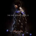 Nightwing Batman Arkham Knight promo ad