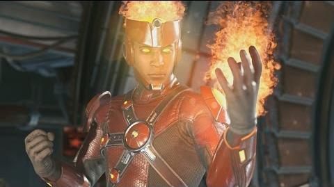 Injustice 2 - ¡Presentando a Firestorm!