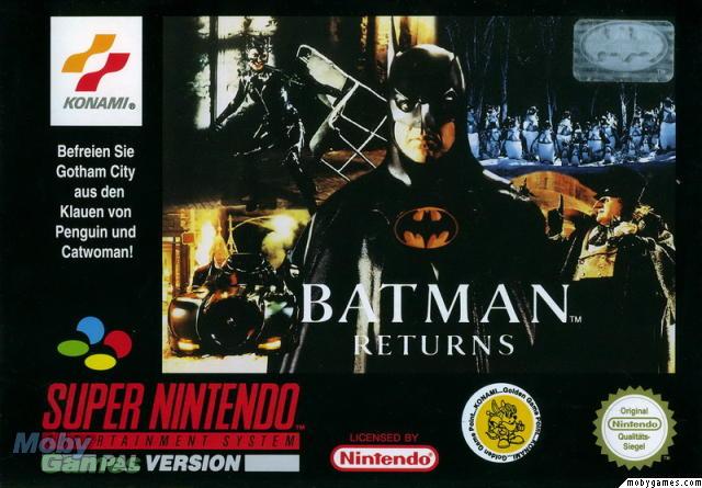 Batman Returns (Super Nintendo)