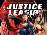 Justice League : La Guerre des Ligues