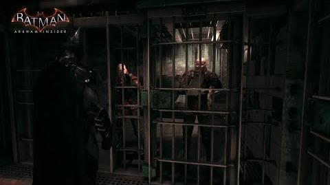 "Arkham Insider 5 - ""Gótica de noche"""