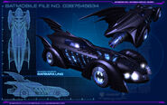 Flattery Batmobile
