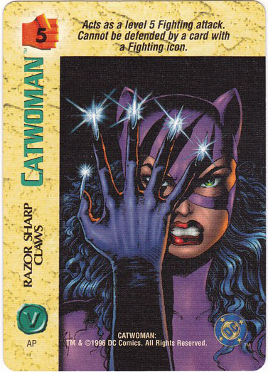 Catwoman's Claws