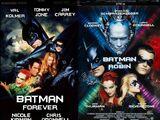 Batman (Tetralogía Burton/Schumacher)