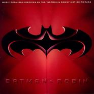 Batman & Robin (soundtrack)