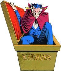 Mortimer Kadaver
