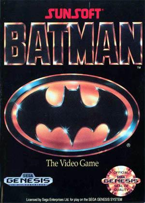 Batman (Sega Mega Drive)