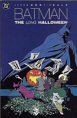 Batman: The Long Halloween (Volumen 1)