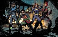 Jim Lee Gotham Knights