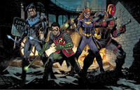 Jim Lee Gotham Knights