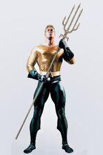 Aquaman (Nouvelle Terre)