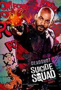 SS Poster Deadshot
