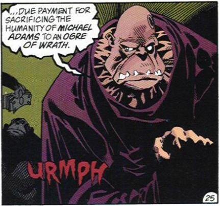 Ogre and Ape