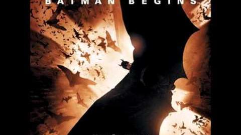 Batman Begins Soundtrack