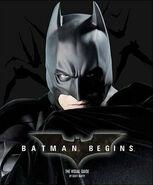 Batman Begins: The Visual Guide