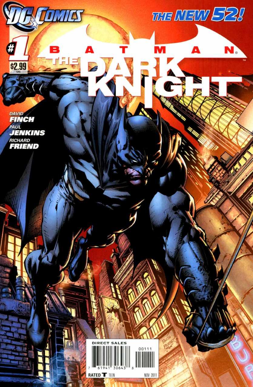 Batman: The Dark Knight (Volumen 2)