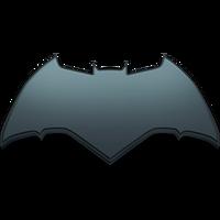 JusticeleaguethemovieDotCom Bat Emblem