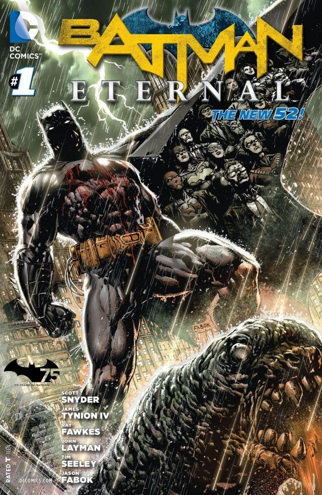 Batman Eternal (Volumen 1)