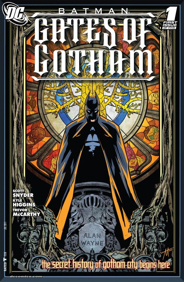 Batman: Gates of Gotham (Volumen 1)
