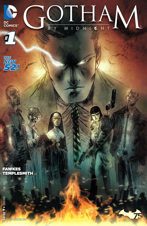 Gotham By Midnight (Volumen 1)