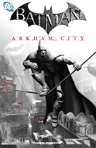 Batman: Arkham City (Cómic)